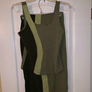 Dresses & Skirts - Fun skirt set